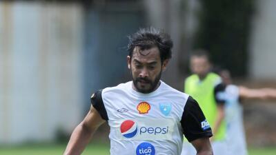Guatemala empezará su periplo de Copa Oro en Nashville.