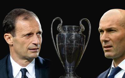Juventus y Real Madrid romperán, con la final de la Champions, una igual...