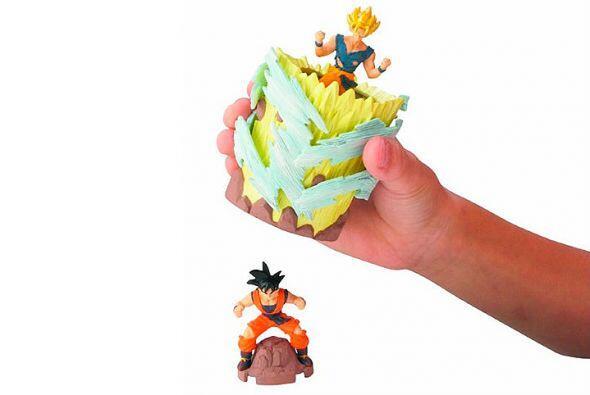 Figurines de acción. Si a tu niño le encanta Dragon Ball Z, puedes obseq...