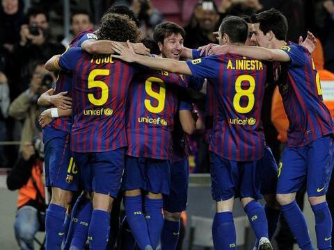 El Barcelona despachó al Getafe con una merecida y trabajada gole...
