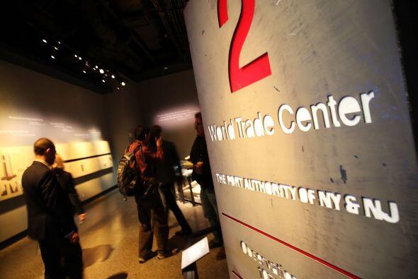 Casi 13 años después de los atentados en las Torres Gemelas, NY inaugura...