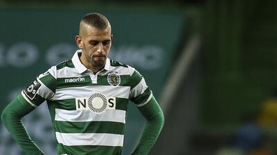 El Sporting de Lisboa dejó ir la victoria y empató 2-2 ante el colista Tondela en Portugal