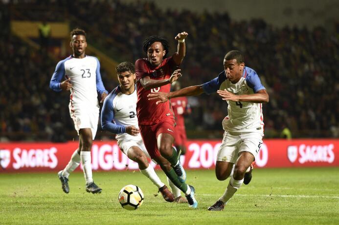 Portugal vs. Estados Unidos