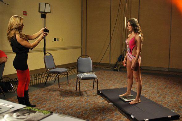 Una foto será la prueba del cambió que tendrán las chicas en sus cuerpos.