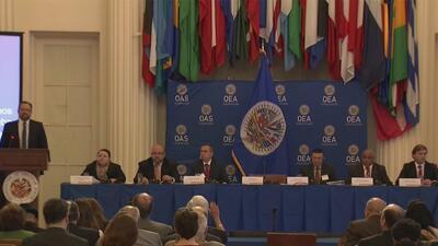 """Gobierno cubano califica de """"vulgar calumnia"""" las declaraciones del secretario general de la OEA"""