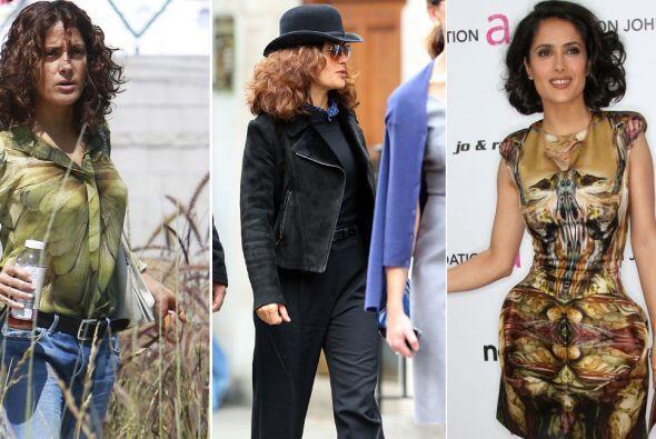 En ocasiones el buen gusto y estilo para vestir, no fueron los mejores a...