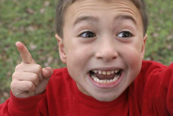 Una de las cualidades más grandes de los niños definitivamente es la ino...