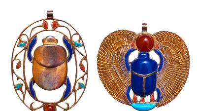 Amuletos egipcios para la buena suerte