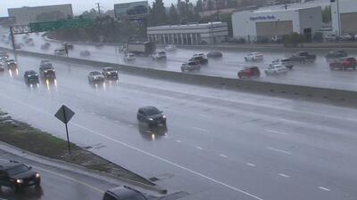 Se prevén lluvias y fuertes vientos que podrían provocar deslaves en el sur de California