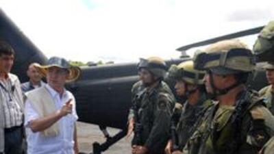 General secuestrado hace 12 años por las FARC fue rescatado ea8a96baf927...