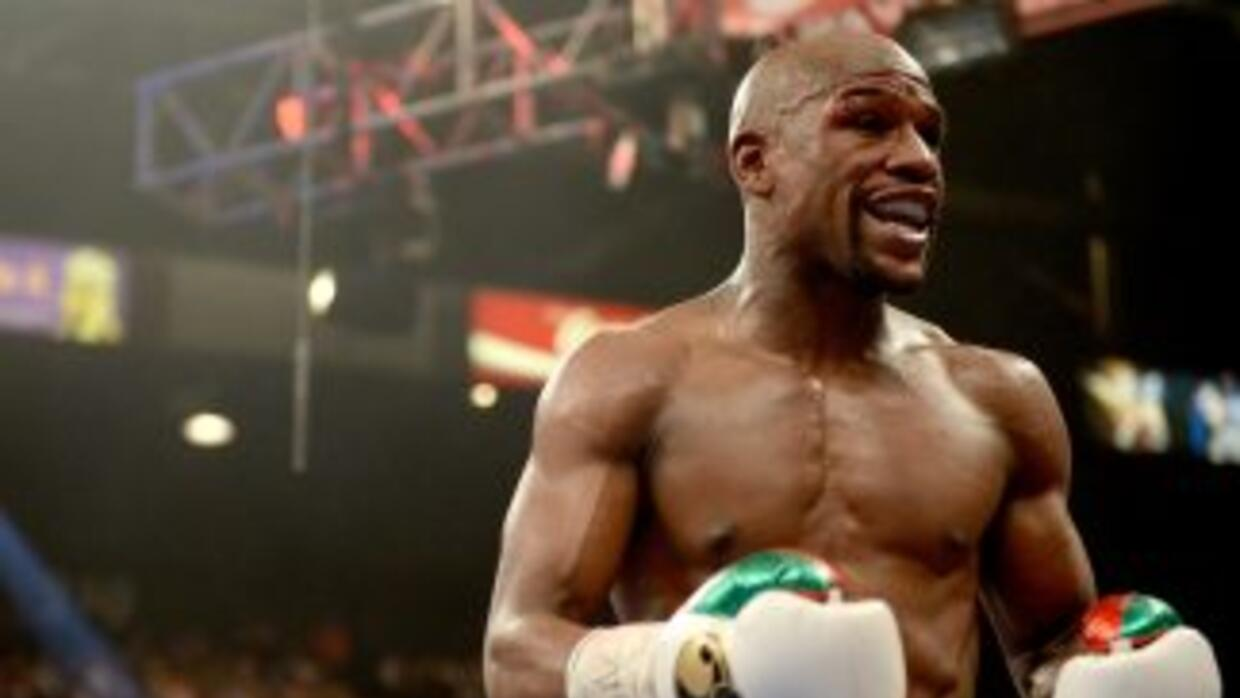 Mayweather Jr. no conoce a Ronda Rousey.