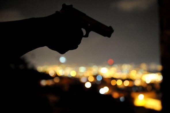 Con tales cifras, este año ha sido el más violento en México desde que i...