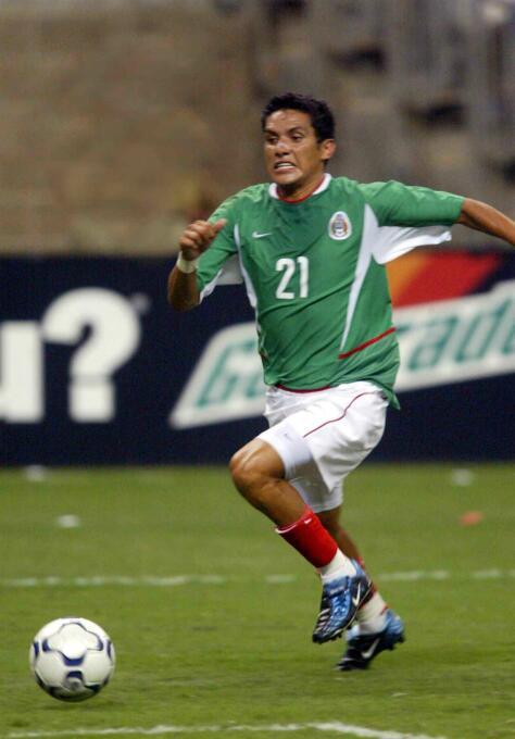 Mexicanos dominan en lista histórica de MVP's de Copa Oro Jesus Arellano...