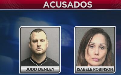 Una pareja enfrenta varios cargos, incluido tráfico sexual con un menor...