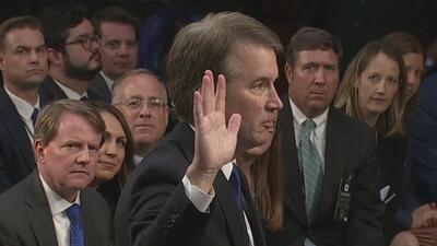 Piden que el FBI investigue caso de abuso sexual de Kavanaugh, nominado a la Corte Suprema