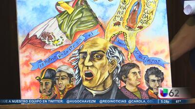 El grito de la Independencia de México en Austin
