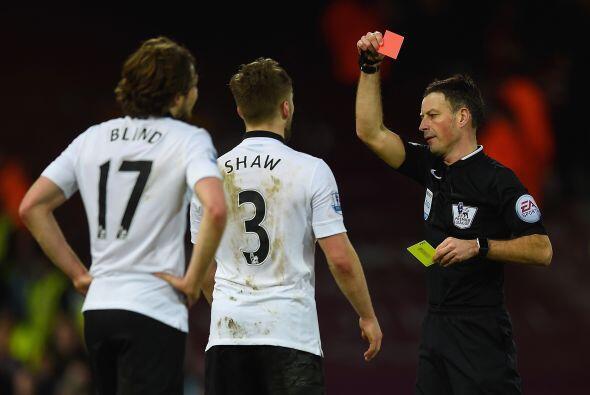 Manchester rescató el empate en los minuto finales del partido, pero al...