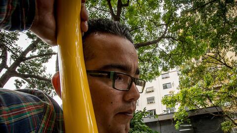 Inti Rodríguez protagonizó unos de los tres secuestros que...