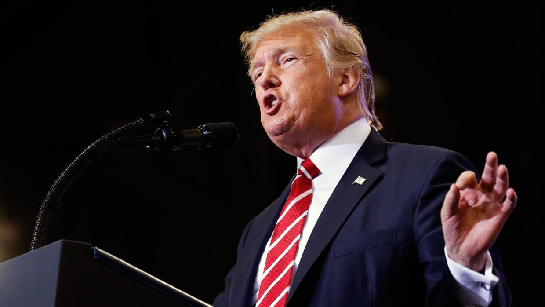 Tras la visita a Arizona, ¿qué esperar del discurso del presidente Trump...