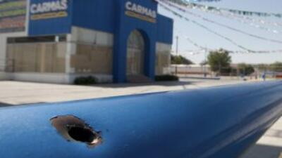 Cuatro hombres murieron y dos más resultaron lesionados en una balacera...