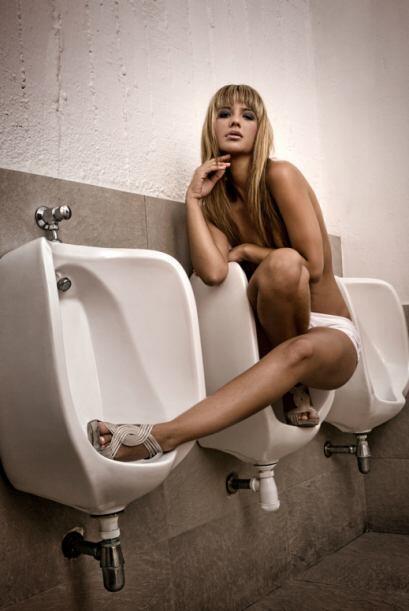 La modelo española encendió las redes sociales por un video que publico...