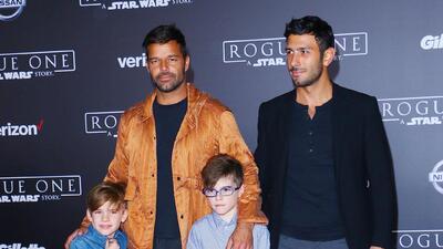 """Ricky Martin: """"Mis hijos son muy chicos, pero yo desearía que fueran gay"""""""