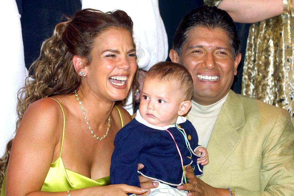 Niurka y Juan Osorio