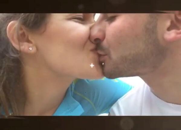 Imanol Landeta anillo compromiso