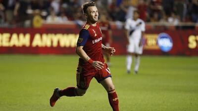 Real Salt Lake mantiene tridente ofensivo con jugosa renovación de Jugador Franquicia