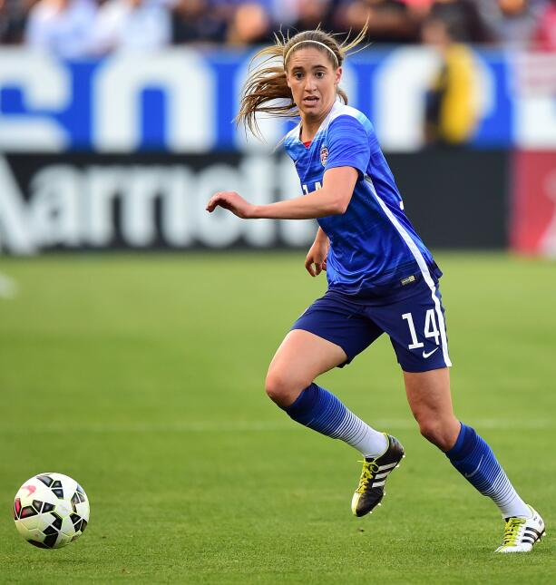 Jugadoras en el Mundial Femenino con vínculos en la MLS