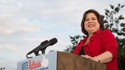 La senadora Leticia Van de Putte ya confirmó que estará participando en...
