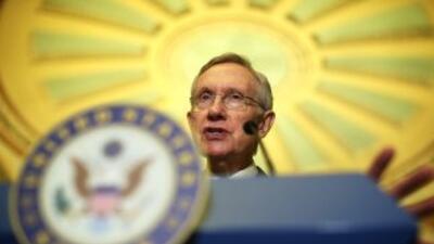 Reid dijo que se podría llegar al 31 de diciembre como fecha límite para...