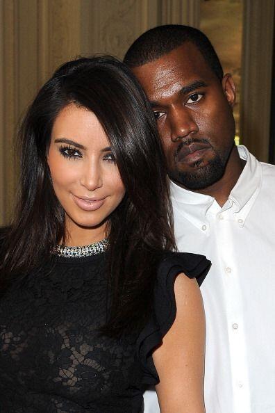 Los romances de Kim Kardashian brillan por siempre estar inmiscuidos en...