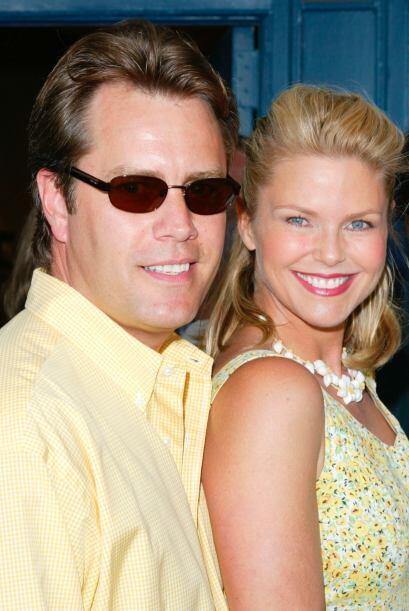 El divorcio de Christie y Peter Cook fue un chisme sonadísimo en tabloid...