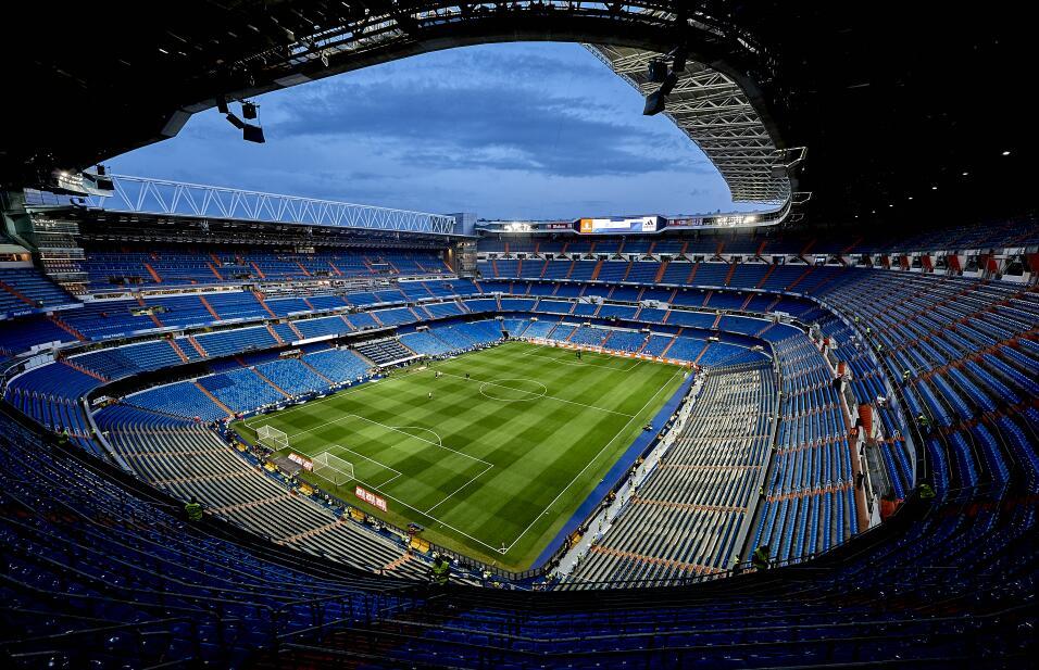 Santiago Bernabéu (España)