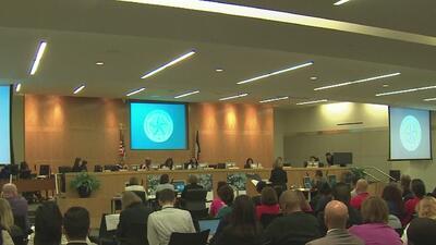 Distrito Escolar de Houston no llega a un acuerdo para aprobar el presupuesto del ciclo escolar 2018-2019
