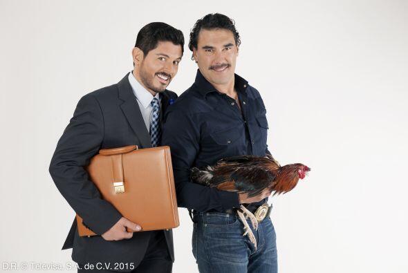 Entre escena y escena, aparecerán un gallo que cantará todos los día a l...