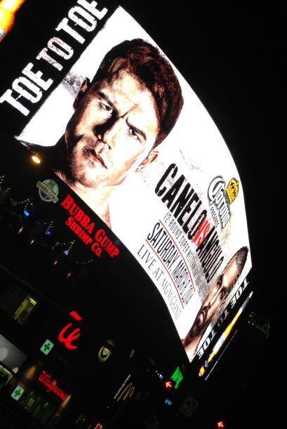 El encuentro se llevó a cabo en el MGM Grand de Las Vegas.