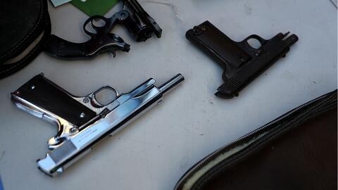 Al menos dos personas murieron en tiroteos registrados en Newark, Nueva...