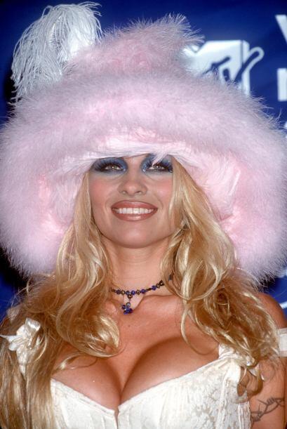 Definitivamente Pamela Anderson es una celebridad gracias a su fisico.