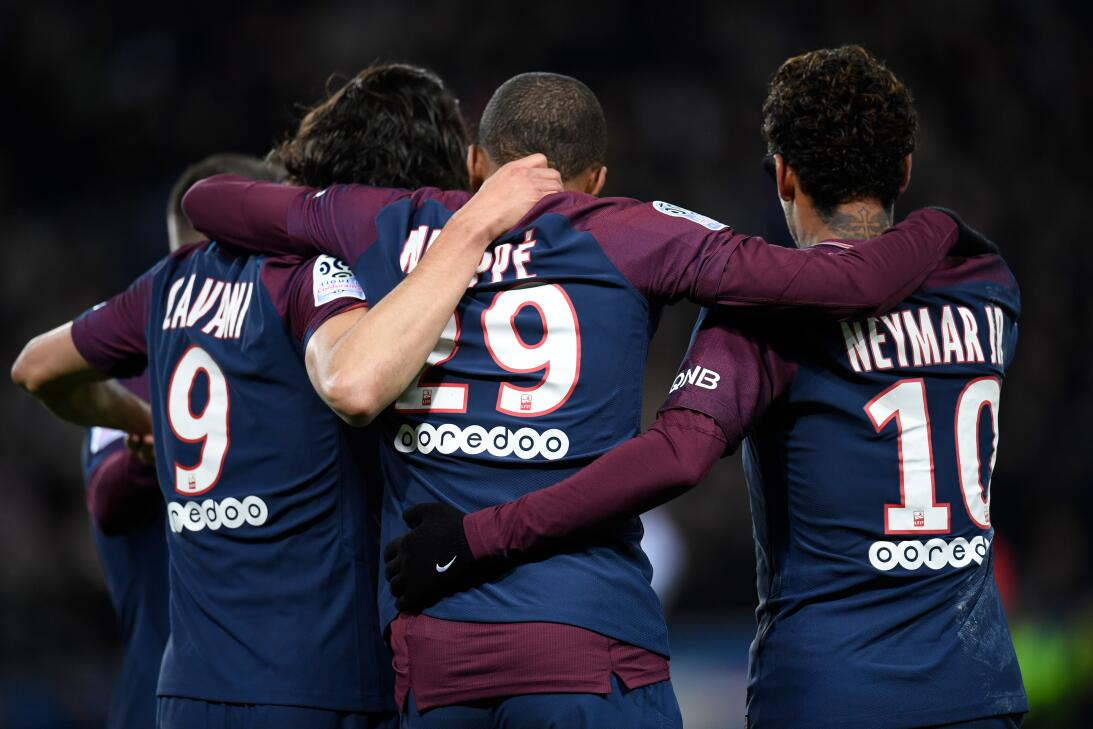 5. Paris Saint-Germain (Francia - UEFA)