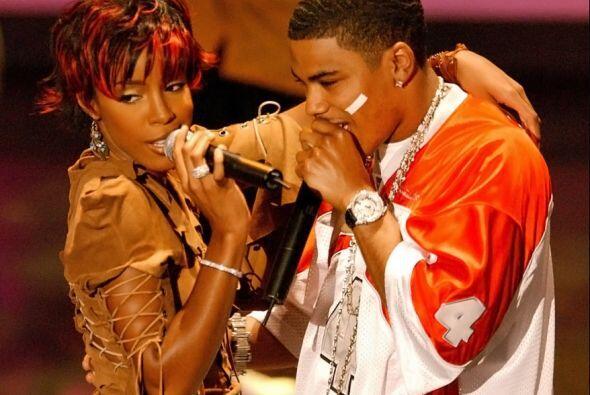 Nelly llegó una vez al numero uno con 'Dilemma' junto a Kelly Rowland de...