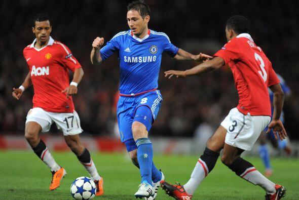 El talento de gente clave como Frank Lampard y compañía ne...