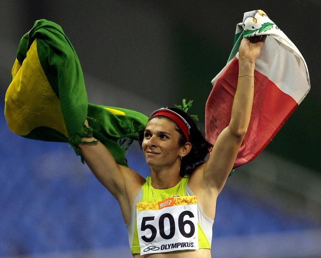 Ana Gabriela Guevara: la prueba de 400 metros planos en los Olímpicos de...
