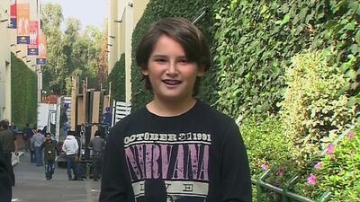 El hijo de Niurka y Juan Osorio inició su carrera como actor