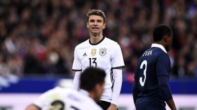 Alemania confirma que jugará ante Holanda