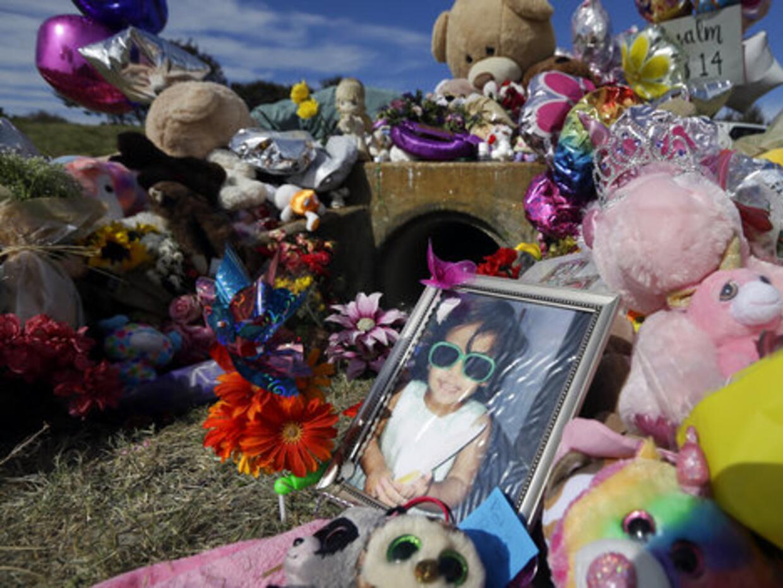 El cuerpo de Sherin Mathews fue hallado el 22 de octubre, tras una búsqu...