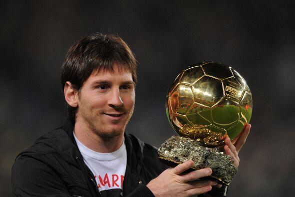 Ese mismo año la FIFA le reconocería su gran nivel y la cosecha de éxito...