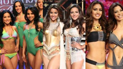 Un sueño: aquí están, una a una, las 109 chicas que han pasado por Nuestra Belleza Latina