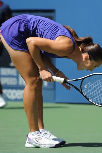 Puesto 7: La serbia Jelena Jankovic con 4855 puntos con 21 torneos jugados.